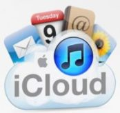 Logo Icloud de Apple