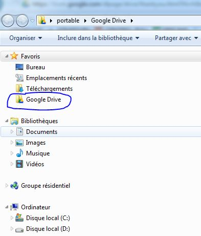 Installation Google Drive 5 - Jesauvegardemesdocuments.fr