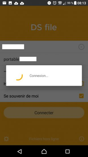 DS file - Connexion au serveur NAS SYNOLOGY - Jesauvegardemesdocuments.fr
